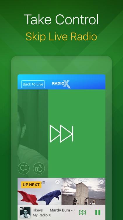 Radio X screenshot-5