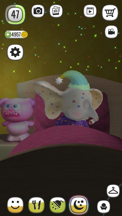 My Talking Elephant Elly screenshot-3