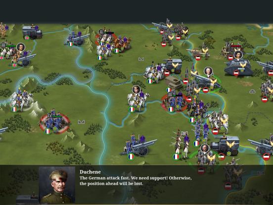 European War 6: 1914 screenshot 11