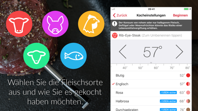 Screenshot for MEATER® Smart-Fleischthermomet in Germany App Store
