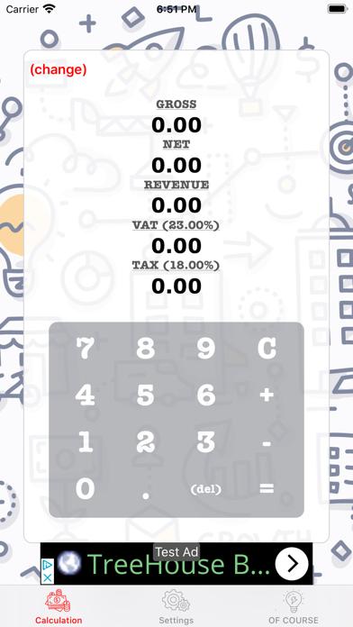 myProfit (lite) screenshot two
