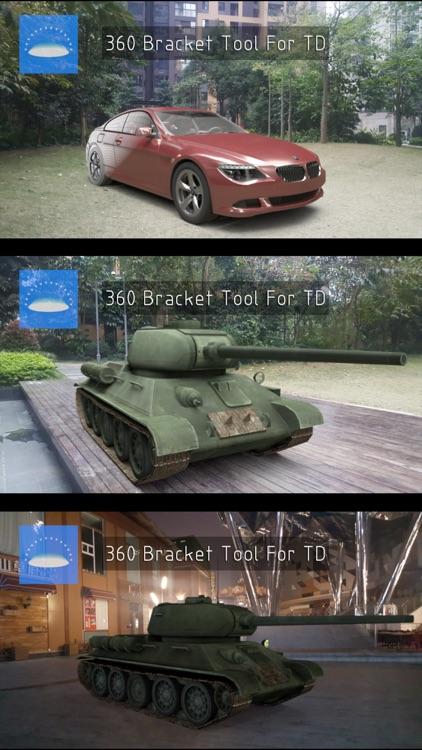 360 HDR Bracket Tool