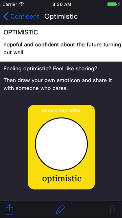 emotionary+ by Funny Feelings®