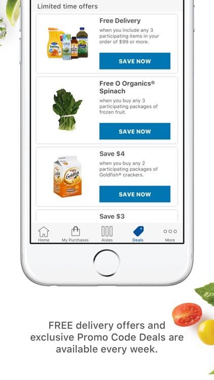 Albertsons Delivery & Pick Up screenshot-3