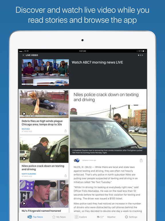 ABC7 Chicago News | App Price Drops