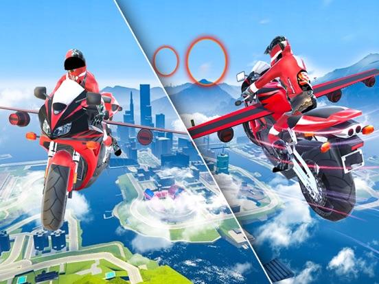 Impossible Bike Stunt Games 3D screenshot #6