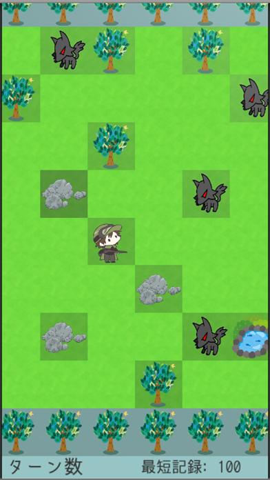 狼討伐ゲーム screenshot 1