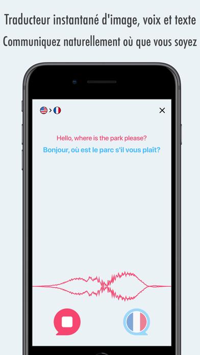 Screenshot #1 pour Traducteur X PRO