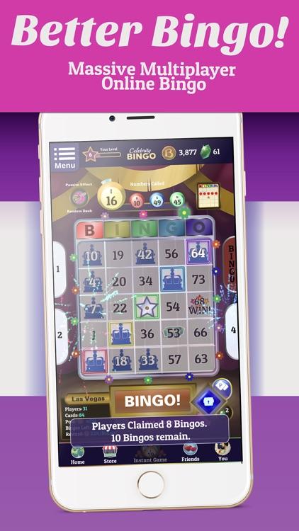 Bingo Offline Celebrity Bingo