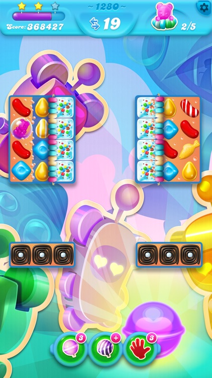 Candy Crush Soda Saga screenshot-4