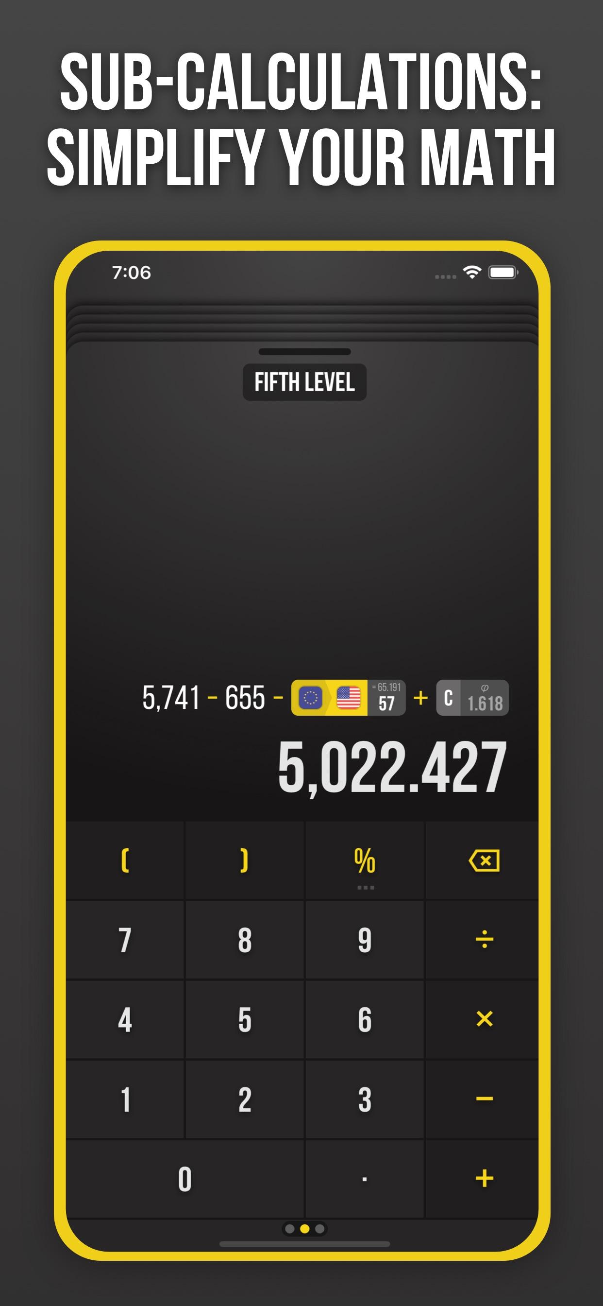 Sub-Calculations: Simplify Your Math