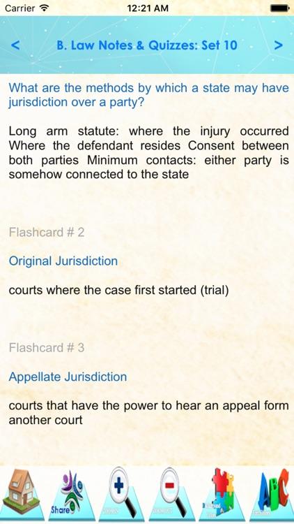 Business Law Exam Review screenshot-4