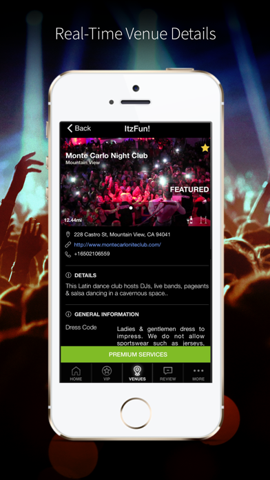 ItzFun: Digital Concierge App screenshot three