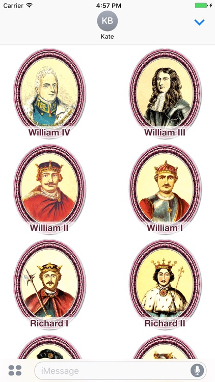 Famous Kings and Queens! screenshot-4