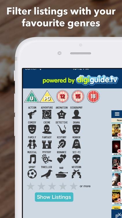 Freeview Films TV Guide screenshot-4