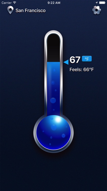 Real Thermometer