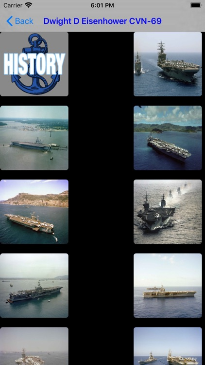 US Navy Aircraft Carriers screenshot-3