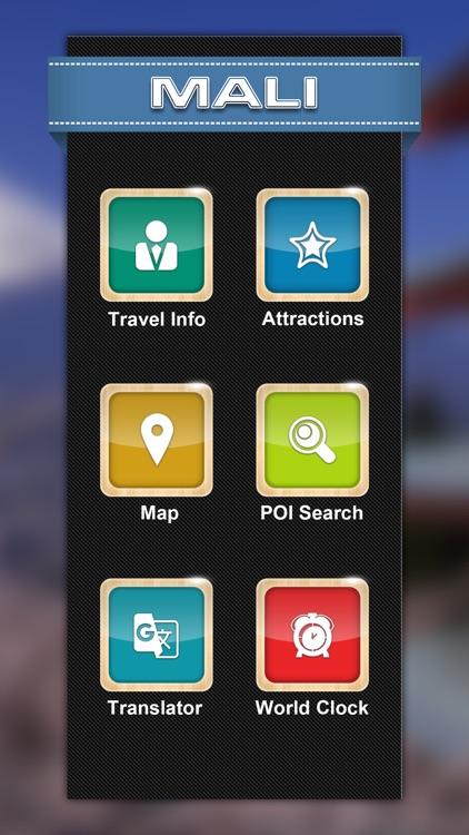 Mali Offline Travel Guide