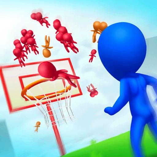 Crazy Basket 3D