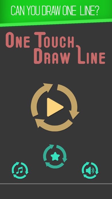One Touch Line Game screenshot 1
