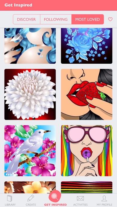 Colorfy: 大人のための塗り絵 - 窓用