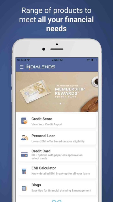 IndiaLends - Personal Loans