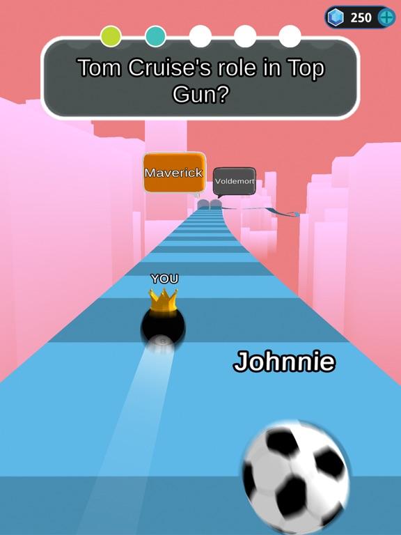 Trivia Race 3D - Roll & Answer screenshot 9