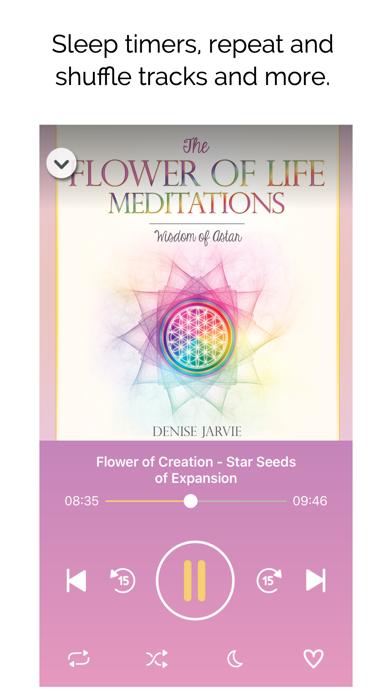 Flower of Life Meditations screenshot 3