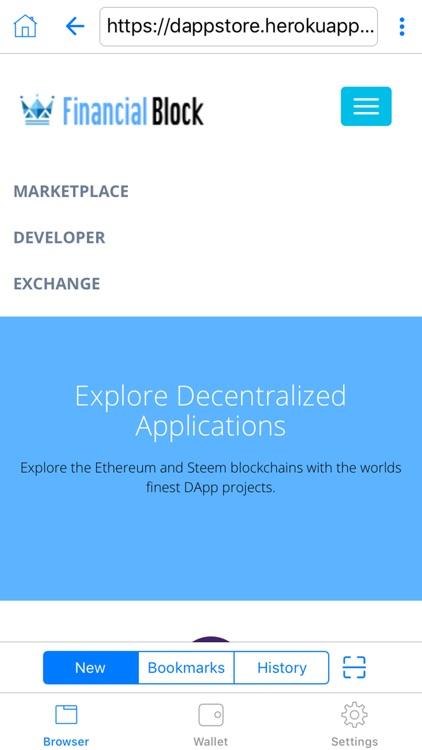 FinBlock Wallet - Ethereum screenshot-7
