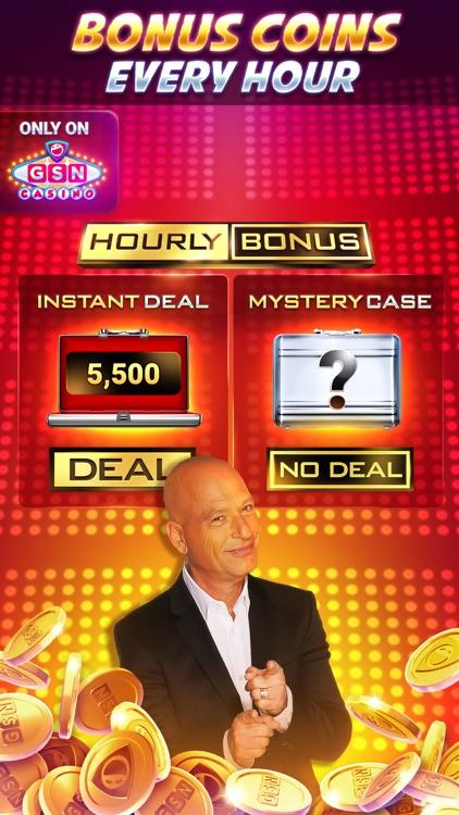 GSN Casino: Slot Machine Games screenshot-0