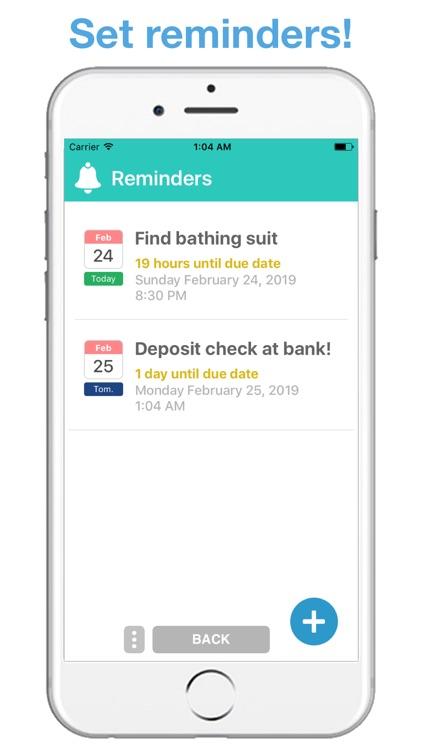 Life Lists: List Organizer screenshot-5
