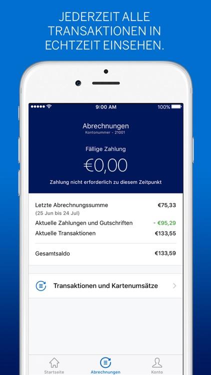 Amex Österreich screenshot-3