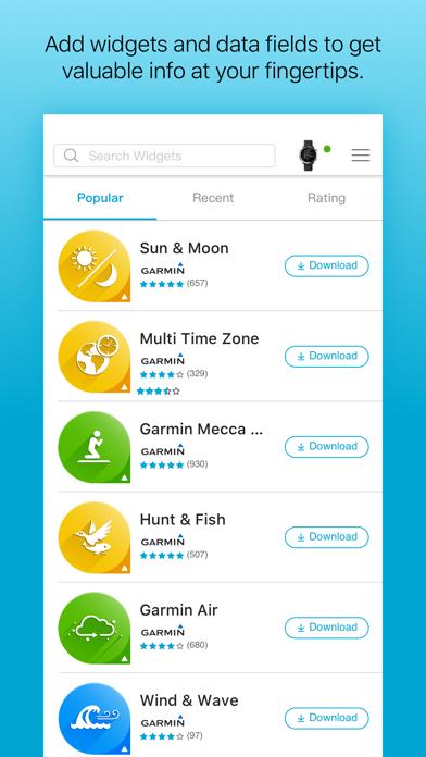 Connect IQ™ Store screenshot 4
