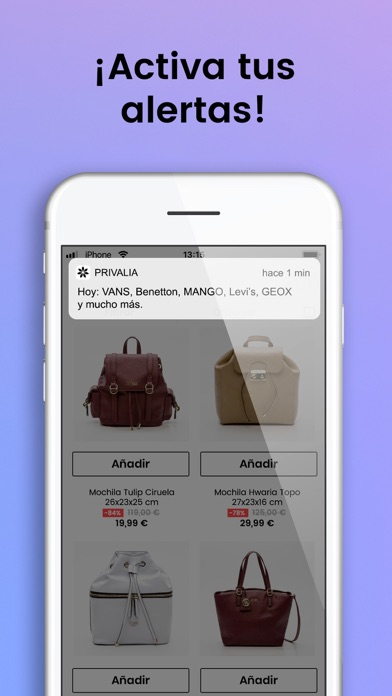 Descargar Privalia - Outlet de marcas para Android