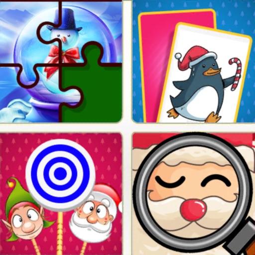 Christmas Puzzles Mini Games