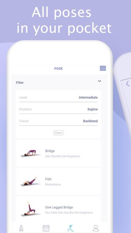 Flow Yoga - Basic For Beginner screenshot-4