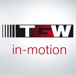 TGW AR in-motion