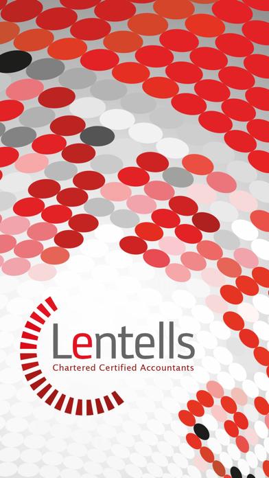 Lentells Accountants screenshot one