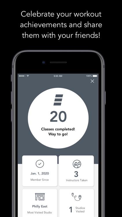 Unite Fitness screenshot-5