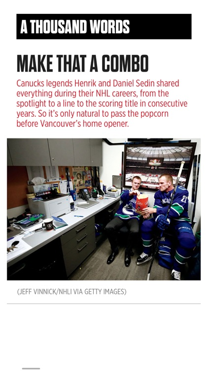 The Hockey News screenshot-3