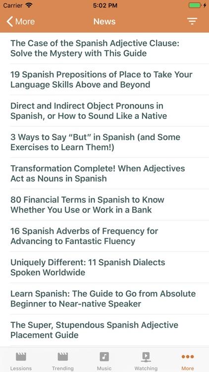 Learn Spanish Is Easy screenshot-6