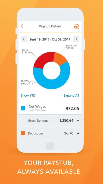 Paycor Mobile screenshot-7
