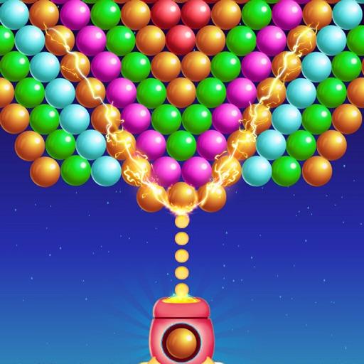 Classic Bubble Pop Puzzle
