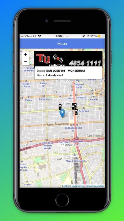TuRadioTaxi screenshot-3