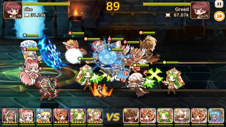 소녀크래프트 : IDLE RPG screenshot-7