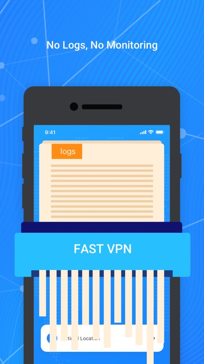 Fast VPN: Private VPN Proxy screenshot-4
