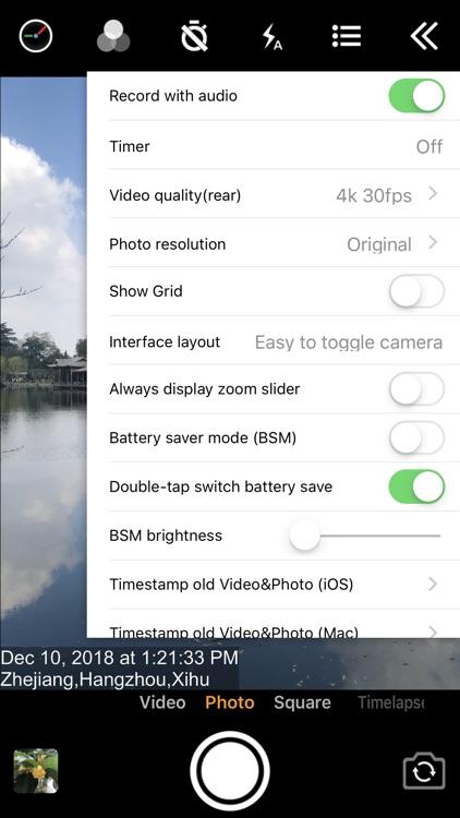 Timestamp Camera Pro screenshot-8
