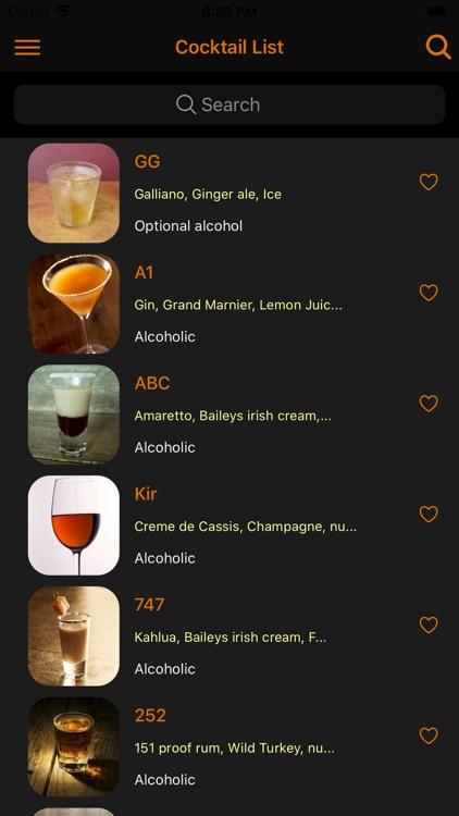 Drinks & Cocktails - PRO screenshot-3