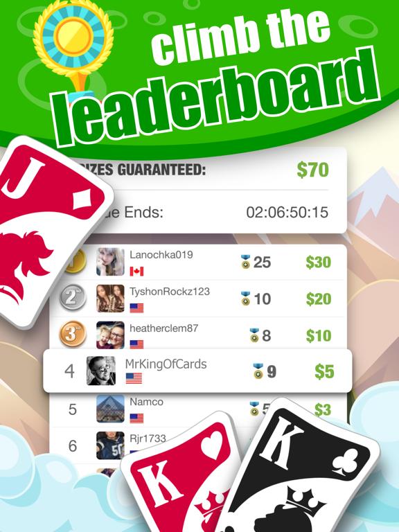 Big Win Solitaire: Cash Prizes screenshot 13