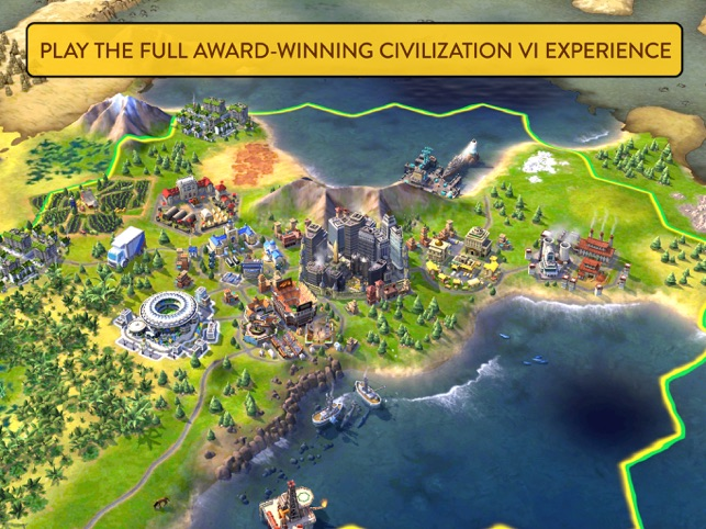 Sid Meier's Civilization® VI on the App Store on